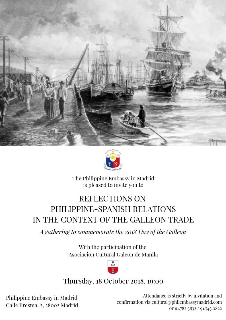 embassy invitation