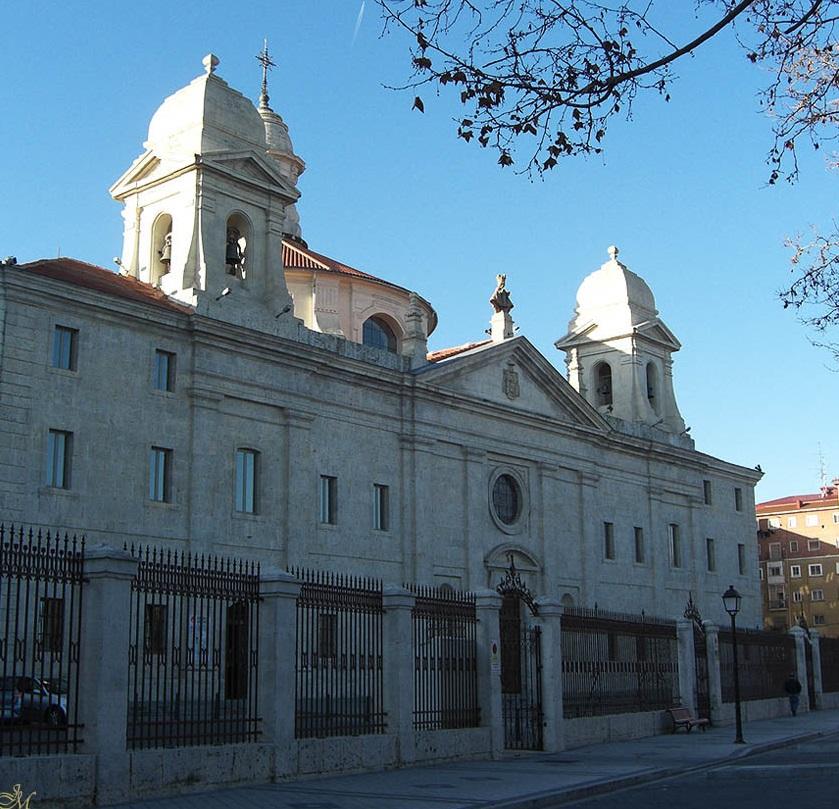 fachada museo oriental valladolid